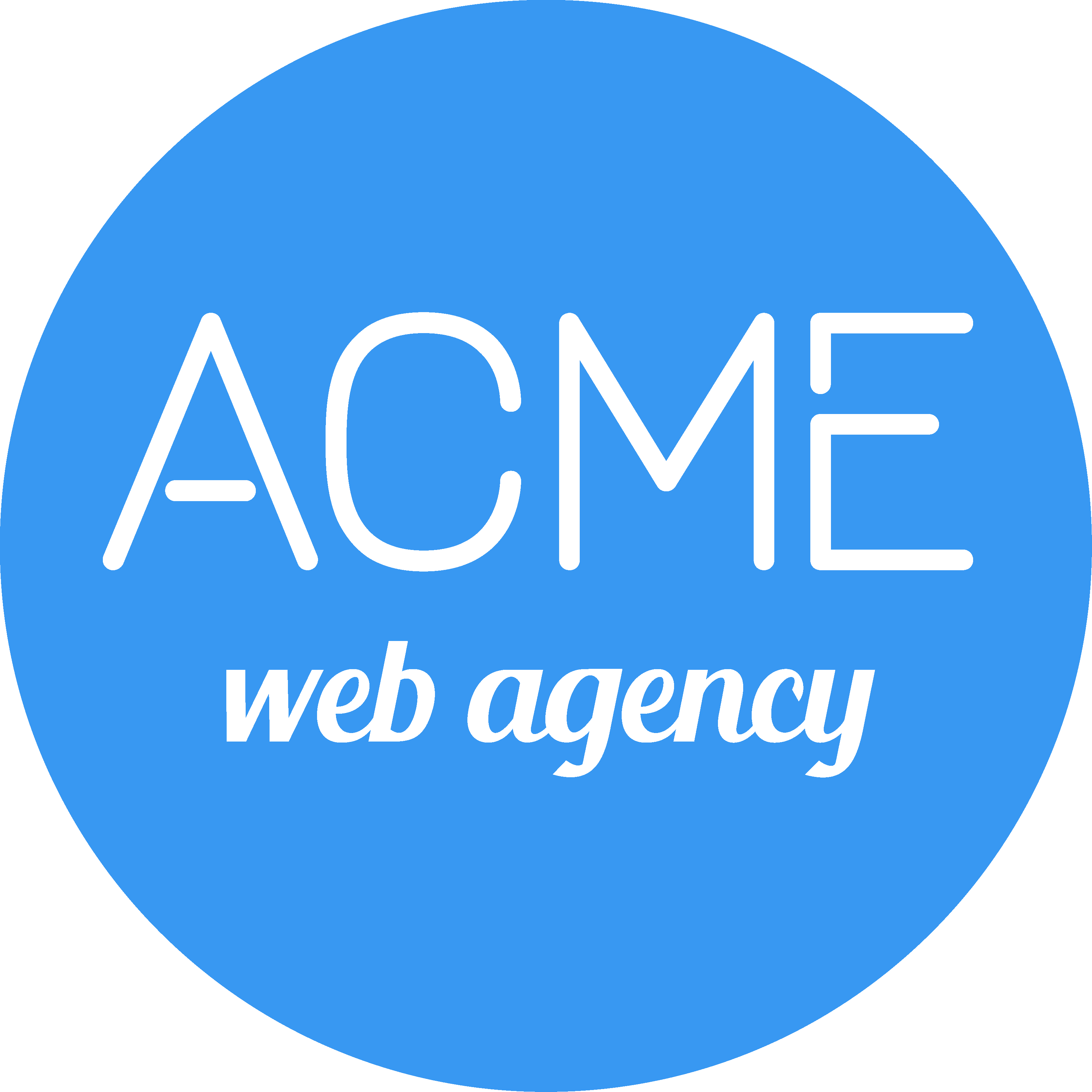 Acme web agency